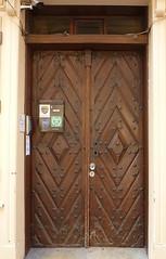 Krakov, dveře (5) (ladabar) Tags: door doorway kraków krakau krakov dveře