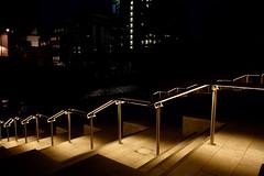 (Giramund) Tags: london night stairs canal