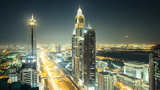 Dubai Lights II