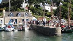 Semaine du Golfe 2011 au Bono (Bretagne, Morbihan, France) (bobroy20) Tags: public bretagne bateau morbihan manifestation navire auray golfedumorbihan lebono grement semainedugolfe2011