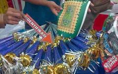 Beredar Di Bekasi, Pedagang Trompet Bersampul Al Qur'an Di Bekuk (warta.bekasi) Tags: bekasi alquran kabupaten terompet