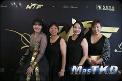 WTF Gala Awards 2015