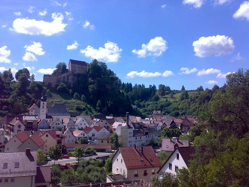 Fränkische Schweiz - Pottenstein