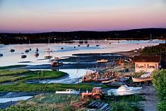 Sunrise sur le chenal (Patevy Damant) Tags: aquitaine arcachon bateaux d610 exterieur jour nikon paysage sunrise