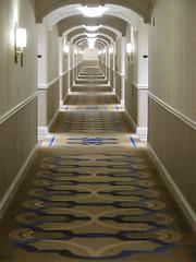 The Venetian Las Vegas (kenjet) Tags: hotel lv vegas lasvegas thestrip lasvegasstrip venetian venetianhotel vacation weekend travel hallway hall carpet pattern