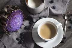 Tasse Kaffee (Frau Holle2011) Tags: foodfotografie kaffee coffee tasse drink trinken heis frisch frhstck milch food foodphotography