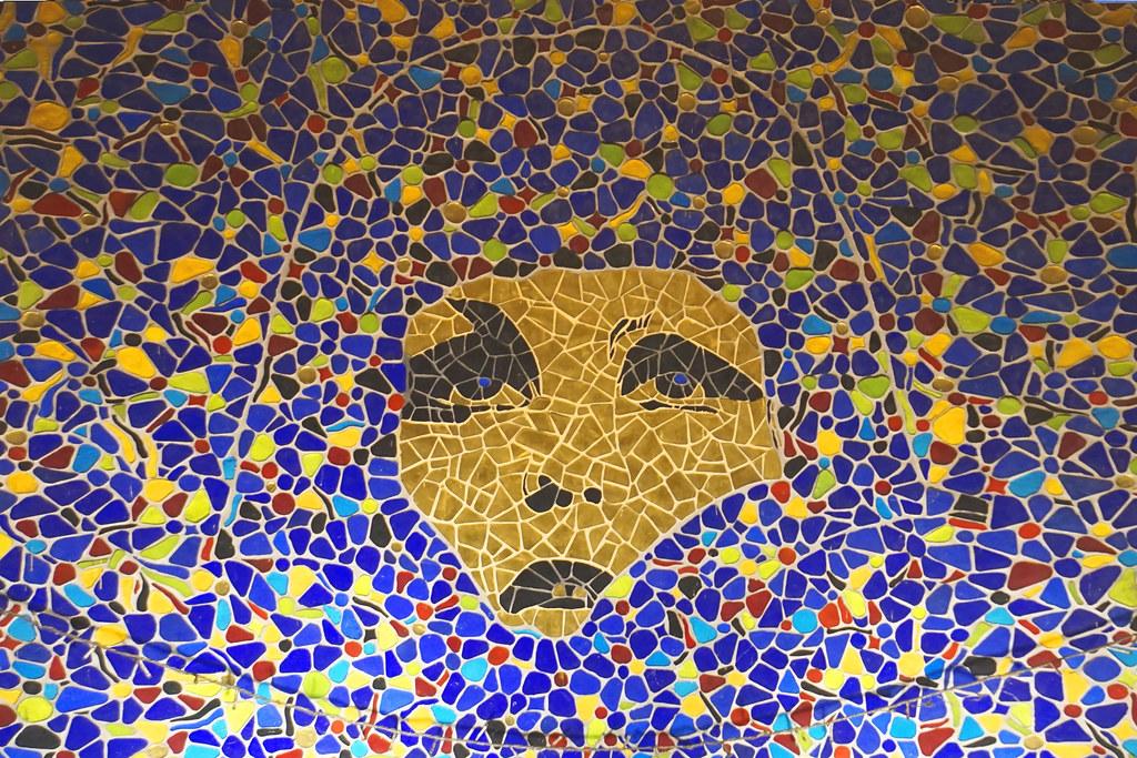 Woman Of Paris (Marco Braun) Tags: Streetart Graffiti Paris 2016 Colourful  Coloured Buntfrau