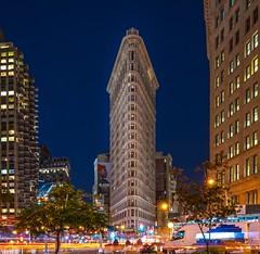 Flat Iron (djgreddy00) Tags: zeiss1635 zeiss longexposure nightphotography sonya7ii sonyalpha sonyimages sony newyorkcity nyc newyork flatironbuilding
