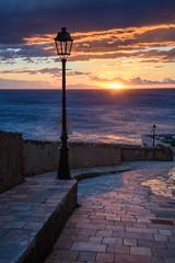 Bastia (bautisterias) Tags: corsica corse france francia island mediterranean med mditerrane summer t estate sea mer mare seashore seaside seascape sunrise alba aube sunlight