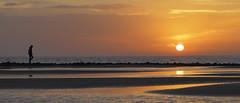 Ameland (Nico Boersma) Tags: landscape ameland hollum sunset strand beach