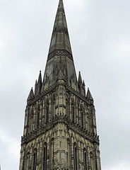 Salisbury Cathedral 2016 (Sweet Mango 1965) Tags: salisbury 2016 cathedral wiltshire architecture building placeofworship