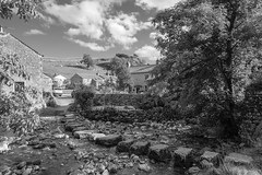 Stepping Stones (Stephen@home) Tags: northyorkshire steppingstones stainforth uk england summer river yorkshiredales