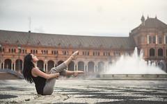 (dimitryroulland) Tags: nikon d600 85mm 18 dimitry roulland natural light spain seville dance dancer gym gymnast gymnastics urban street city feet foot