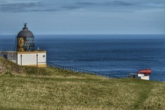 St Abbs light house