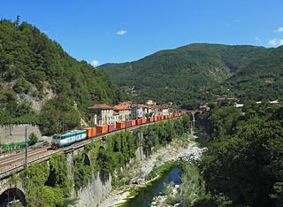 E655 178, Isola del Cantone, 1 August 2016