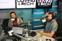 Danny Masterson on the Covino & Rich Show (covinoandrich) Tags: covino rich show siriusxm satellite radio celebrity interview danny masterson 70s ranch netflix