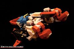 Z WR Rear (Sam.C (S2 Toys Studios)) Tags: zetagundam gundam mobilesuit lego moc s2 80s scifi mecha anime japan spacecraft