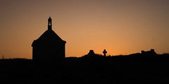 Silhouettes .... (koulapik) Tags: bzh bretagne finistre stsamson sunsetsunrise silhouettes
