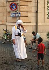 Suora moderna. (GiannLui) Tags: suora roma moderna suoramoderna 16agosto2016