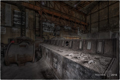 They have stood the test of time ! (Yamabxl) Tags: abandoned belgium industry industrie powerplant controlpanel tableaudecontrle wetdogs creepy decay derelict dereliction forgotten forbidden ghost hdr highdynamicrange hidden lostplaces prohibed prohib urbex urbanexploration urbexhdr usine verfall verlassen verlaten