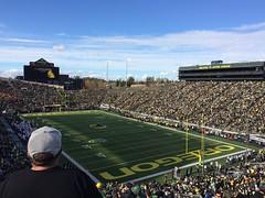 Autzen Stadium, Eugene OR (LarrynJill) Tags: autzen stadium eugene or ducks football arena