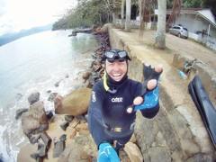 GOPR5875 (ambrogi_taubate) Tags: naturezaselvagem marinha mergulhando ubatuba sp brasil naturezamarinha fantstica apneia 10m setembro primavera 2016
