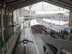Gare du Nord (James E. Petts) Tags: eurostar france garedunord northstation paris sncf railway station train