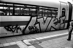 0036 (coloredsteel) Tags: leica m6 voigtlnder nokton classic 35mm f14 kodak trix 400 rodinal black white bw home developed 1100 ulm graffiti street photography colored steel coloredsteel trainspotting trainwriting