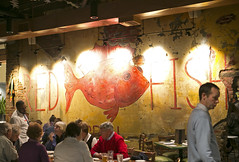 4783 (Jean Arf) Tags: neworleans nola thanksgiving fall autumn 2016 frenchquarter bourbon street redfish restaurant
