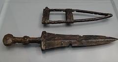 Utensilios herramientas Museo Numantino Soria 08 (Rafael Gomez - http://micamara.es) Tags: utensilios herramientas museo numantino soria