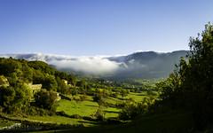 Montagnes - Nuages - 06 (alexandreweber_zootrope) Tags: nature extrieur paysage montagnes monts ardche france nuages ciel brouillard brume phnomneatmosphrique ngc campagne