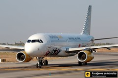 Airbus A320 Vueling Keep Calm and Vueling (Ana & Juan) Tags: airplane airplanes aircraft aviation airport aviones airbus aviación a320 vueling taxiing alicante alc leal spotting spotters spotter planes canon closeup special livery pepsi
