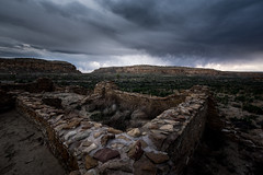 Storm over Chaco II (Sandra Herber) Tags: chacocanyon newmexico