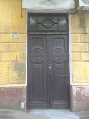 Непобежденный модерн I (GrusiaKot) Tags: ucraina ukraine україна украина travelling autumn modern liberty door porta odessa decay urban beauty