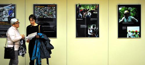 Exposición en Aachen