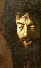 Kopie nach Caravaggio, David mit dem Kopf des Goliath (Copy after Caravaggio, David with the head of Goliath) Detail (HEN-Magonza) Tags: museumwiesbaden caravaggioserbenbarockinneapel wiesbaden hessen hesse deutschland germany davidmitdemhauptdesgoliath davidwiththeheadofgoliath davideconlatestadigolia