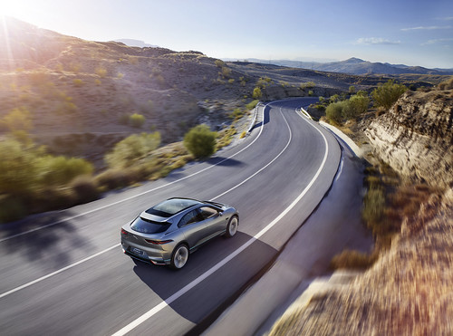 """Jaguar I-PACE Concept (3) <a style=""""margin-left:10px; font-size:0.8em;"""" href=""""http://www.flickr.com/photos/128385163@N04/30971708176/"""" target=""""_blank"""">@flickr</a>"""