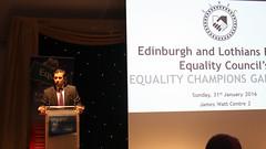 Foysol Choudhury_ELREC's Equality Champions Gala Dinner 2015