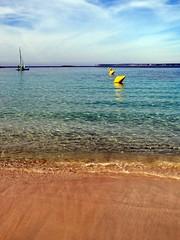 Playa de Es Trenc, Mallorca, Spanien (Anne O.) Tags: 2015 balearischeinseln migjorn spanien panoramio6954847125646864