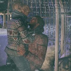 True friend (Skip Staheli CLOSED FOR CLIENTS) Tags: skipstaheli secondlife sl love delindastaheli romantic quote virtualworld avatar