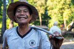 Palm Farmer Kampong Chhnang (Nomadic Frames) Tags: cambodia kampong chhnang floating village asia travel
