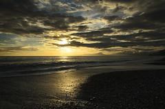 Dopo la pioggia - After the rain (Immacolata Giordano) Tags: nuvole clouds tramonto sunset praiaamare nikond7000 calabria italia italy