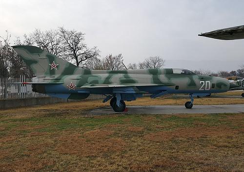 20 MiG-21 Krumovo 27-11-16