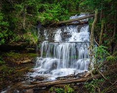 Calming Cascade - Wagner Falls