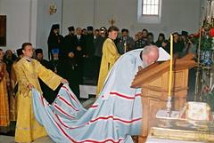 019. Consecration of the Dormition Cathedral. September 8, 2000 / Освящение Успенского собора. 8 сентября 2000 г