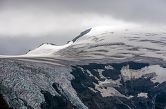 Cool in Summer (Tim Allendrfer) Tags: summer sky snow mountains cold ice water rock stone clouds austria cool cloudy fresh glacier pasterze johannisberg