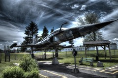 Aviation bagotville (yannick_gagnon) Tags: canada plane quebec aviation military saguenay hdr militaire avion labaie arm saguenaylacstjean