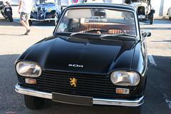 Peugeot 204 (macadam67) Tags: france alsace oldcar oldies 204 peugeot balade anciennes voituresanciennes altesauto rutilantes lauréat rallyetouristique dinsheim