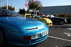 Alpine A610 (Fido_le_muet) Tags: cars coffee les alpine tours joue espace a610 artus touraine malraux interim jou joulestours