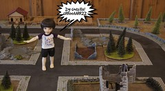 Miguelito destroy the city!!!! (Nicemarmott) Tags: bisou bjd littlefee
